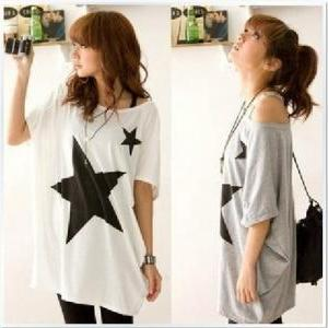 Oversized Star T-shirt